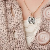 Tot Tags Necklace
